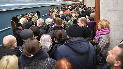 На двух ветках московского метро произошел сбой // В чем причина коллапса в подземке