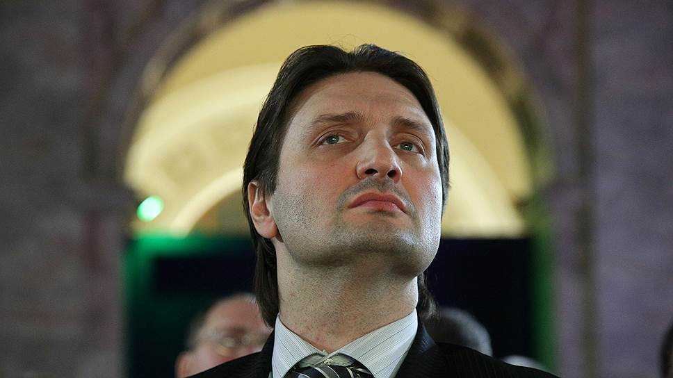 Гендиректор Большого московского цирка Эдгард Запашный