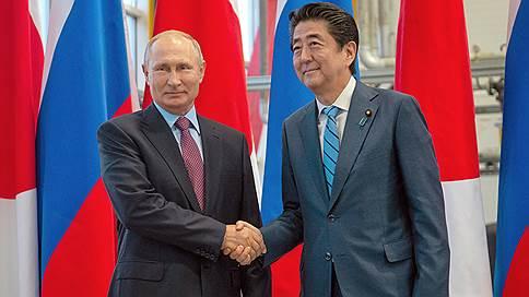 Синдзо Абэ хочет поставить точку в переговорах по Курилам // К чему это приведет