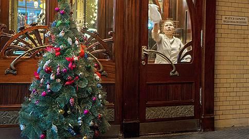 Новогодний символ отправляют в утиль // Как правильно выбросить хвойное дерево