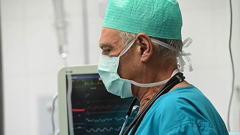 Московские больницы недосчитались врачей // Чем объясняется их нехватка