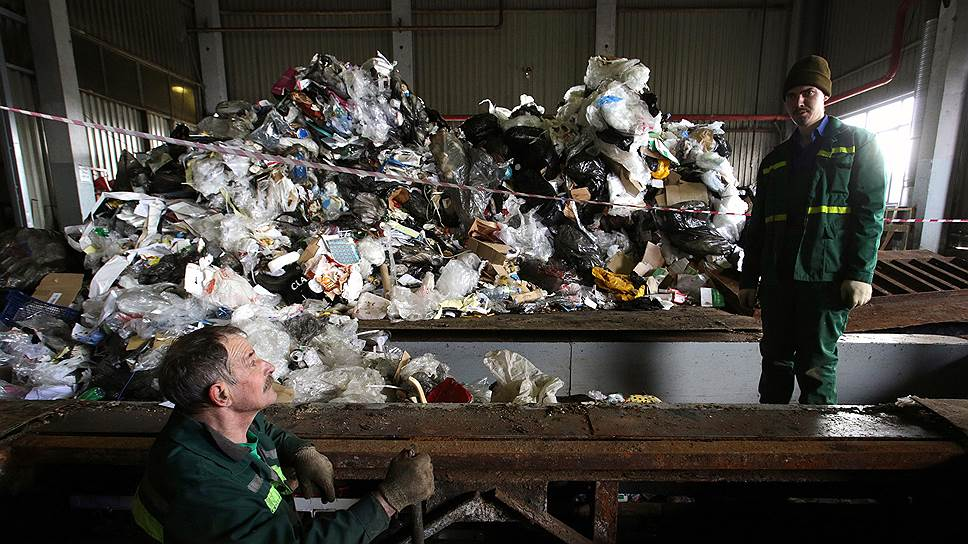 Бытовые отходы вызывают вопросы
