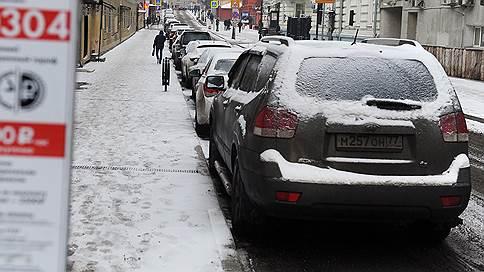 Парковка в Москве оказалась разорительной для водителей депутатов // Как они вынуждены решать вопрос со стоянкой