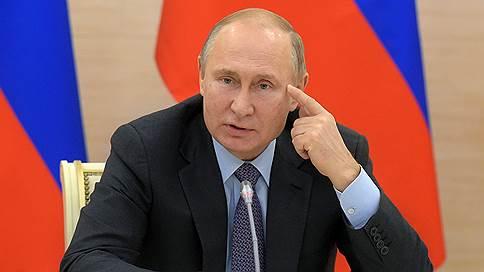 Зарплатный проект высшего уровня // Что в Кремле рассказали о заработке Владимира Путина