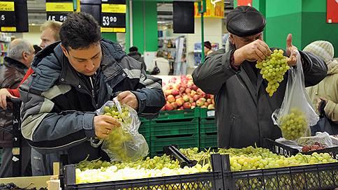 Россияне делают акцент на еде // Как они выстраивают систему трат