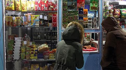Местных производителей поддержат киосками // Насколько бизнесу интересна торговля в ларьках