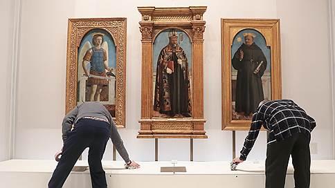 В защите экспонатов нашли уязвимые места // С чем связаны проверки крупнейших галерей России