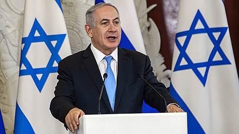Биньямину Нетаньяху припомнили прошлые дела // С чем связаны обвинения местной генпрокуратуры