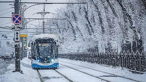 Весна в Москве откладывается до конца марта // Какой будет погода в столице в течение недели