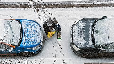 В Москву возвратились снегопады // Какой будет погода в городе в ближайшие дни