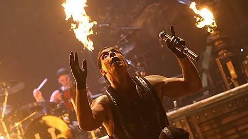 Концерт Rammstein переехал в «Лужники» // Что будет с купленными билетами посетителей