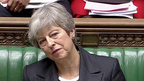 """«В перспективе Великобританию ждет ''Брексит'' в самом жестком его варианте» // Собственный корреспондент """"Ъ FM"""" в Лондоне — о предложении Терезы Мэй отсрочить выход из ЕС до 30 июня"""