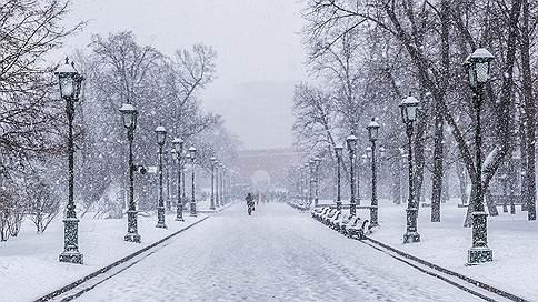 В Москву вернется зима // Чего стоит ожидать в ближайшие дни