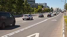 Выделенные полосы закроют для автомобилистов и в выходные