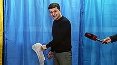 Владимир Зеленский увеличивает отрыв
