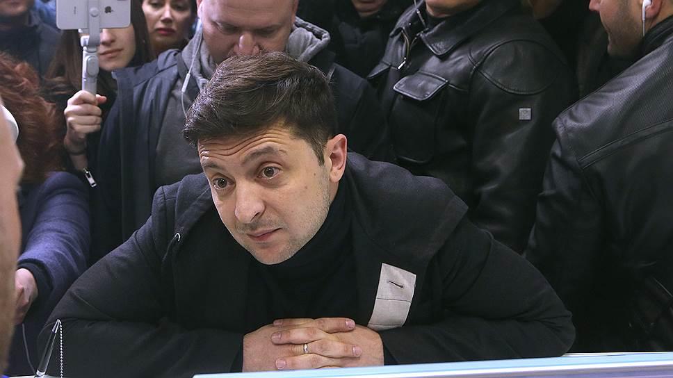 Как проходит предвыборная гонка на Украине
