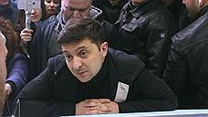 Украинская предвыборная гонка выходит за рамки