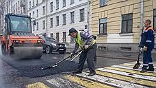 Москва готовится к традиционному ремонту дорог