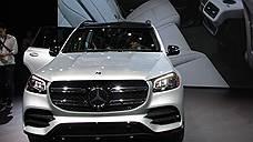 «На стенде Mercedes-Benz — сразу две мировых премьеры»