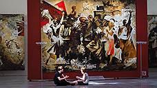 «Пространство внутри инсталляции — образ современного мира»