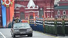 Центр Москвы перекроют из-за репетиции Парада Победы
