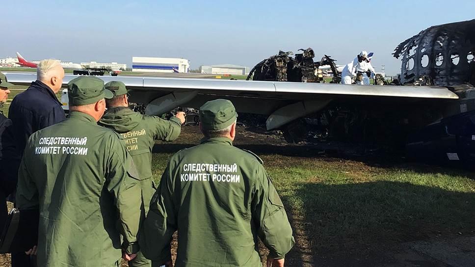 Стоит ли возлагать ответственность за трагедию на экипаж SSJ 100