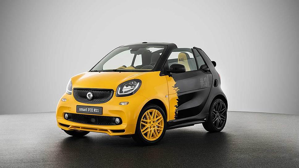 «В России автомобили Smart никогда не были популярны» / Дмитрий Гронский — о перспективах новой серии