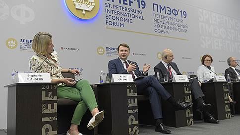«По сути, с заявлений по поводу Калви начался первый день форума»  / Корреспондент «Ъ FM» — о происходящем на ПМЭФ