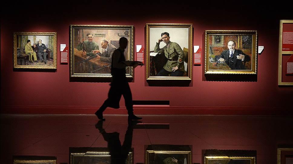 Куда пропали полотна из музея Института русского реалистического искусства