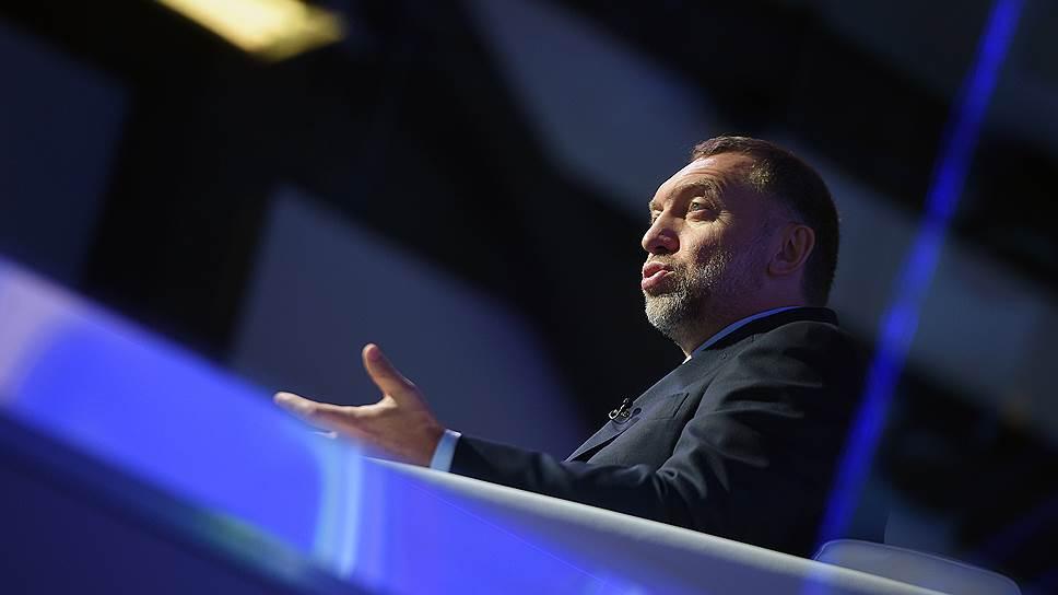 От чего может зависеть решение по снятию санкций с Олега Дерпипаски