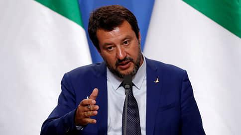 Италия пошла по австрийскому сценарию // Действительно ли Россия финансировала партию «Лига»