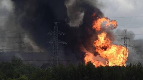 """«Рассказывают, что сначала был небольшой хлопок, потом сильный взрыв» // Корреспондент """"Ъ"""" — о пожаре на ТЭЦ-27 в Мытищах"""