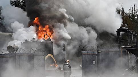Пожар у ТЭЦ-27 получил первую версию // Что известно о возгорании в Мытищах