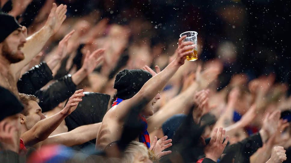 Каковы аргументы сторонников и противников продажи пива на стадионах