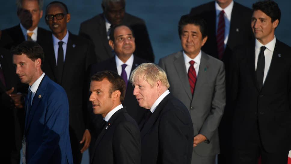 Как России просчитывают реинтеграцию в G7