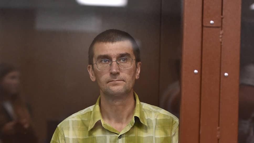 Фигурант дела 27 июля Евгений Коваленко