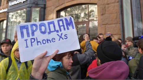 Поклонники iPhone достают кошельки  / Как меняется ценовая политика Apple