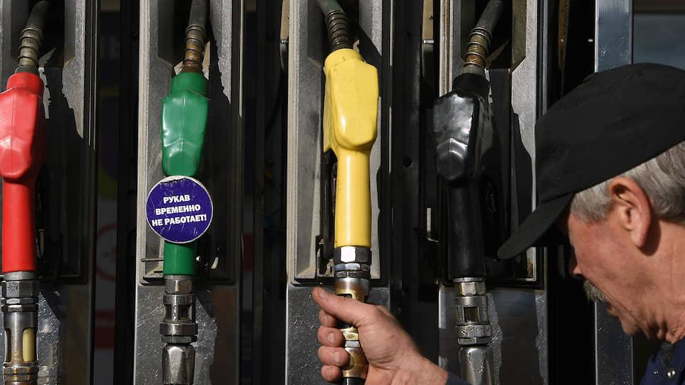 Почему российские АЗС экономят бензин
