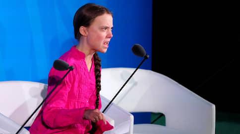 Экоактивистка приковала внимание к себе  / Что известно о Грете Тунберг и как прошло ее выступление на саммите ООН
