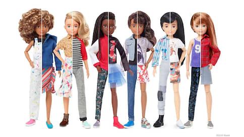 Кукол избавят от гендерных стереотипов  / Как новая концепция Mattel повлияет на продажи игрушек