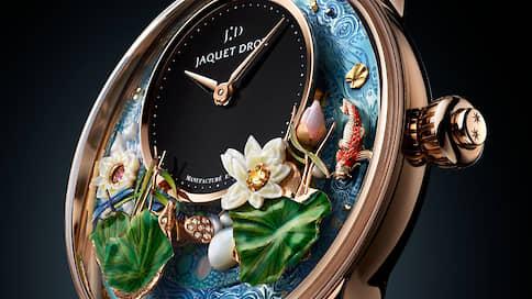"""Как превратить часы в произведение искусства?  / Специальный проект """"Ъ FM"""" и часовой мануфактуры Jaquet Droz"""