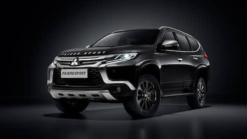 Mitsubishi вдохновилась «Терминатором»  / Дмитрий Гронский — о лимитированной серии Pajero Sport