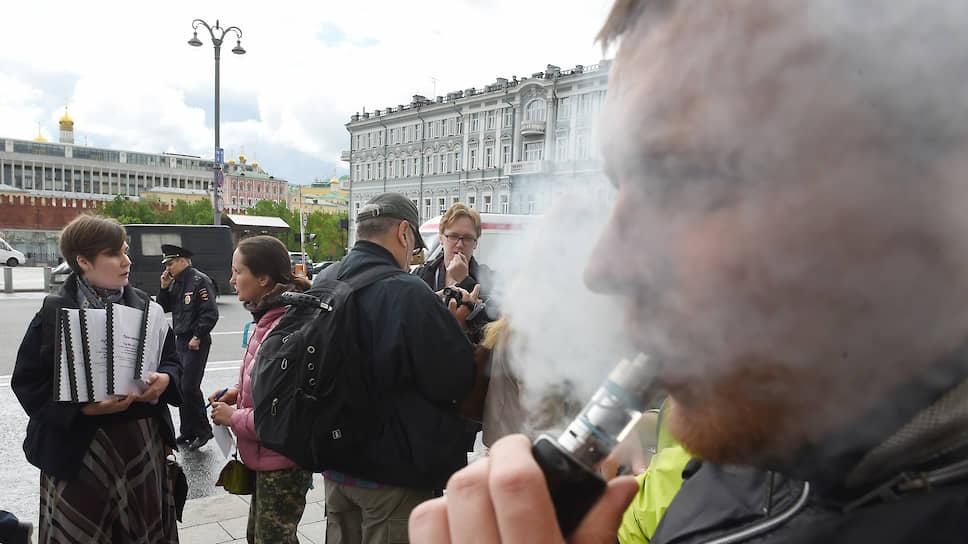 Могут ли в России запретить альтернативные системы курения