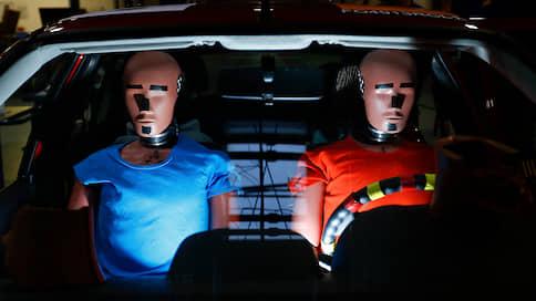 Система автоматического торможения не заметила пешеходов  / Почему технологии современных автомобилей ненадежны