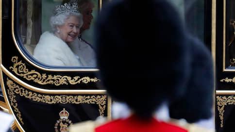 """«Королева выступает в роли диктора»  / Корреспондент """"Ъ FM"""" в Лондоне — о выступлении Елизаветы II в парламенте"""