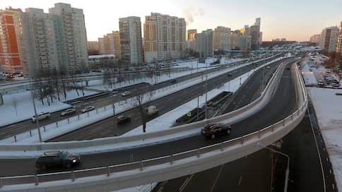 Эстакаду на Рублевском шоссе оплатили дважды  / На что были потрачены средства при строительстве развязки