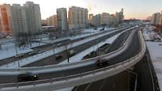 Эстакаду на Рублевском шоссе оплатили дважды