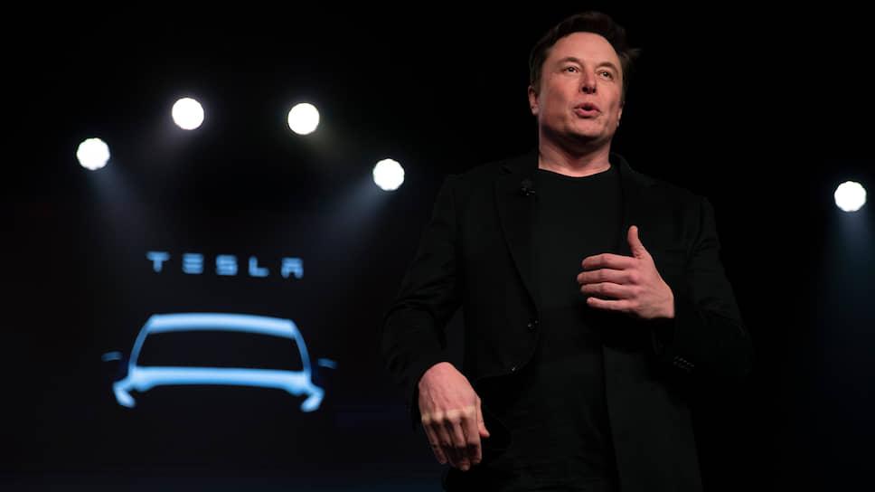 Как электрокары вывезли Tesla к капитализации
