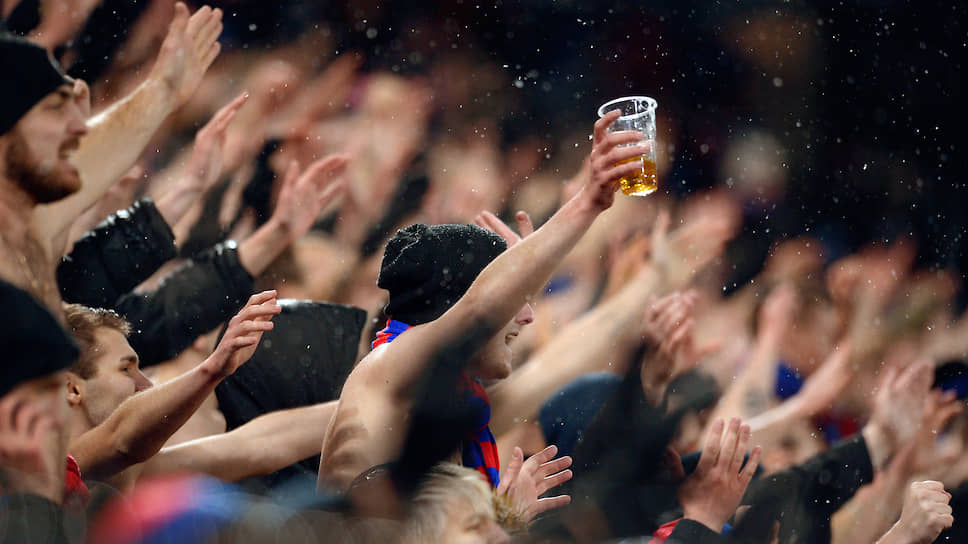 На что могут пойти вырученные с продажи алкоголя на стадионах средства