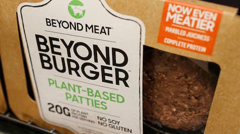 Искусственное мясо прирастает ингредиентами // Как добавление порошка из сверчков и конопли повлияет на спрос